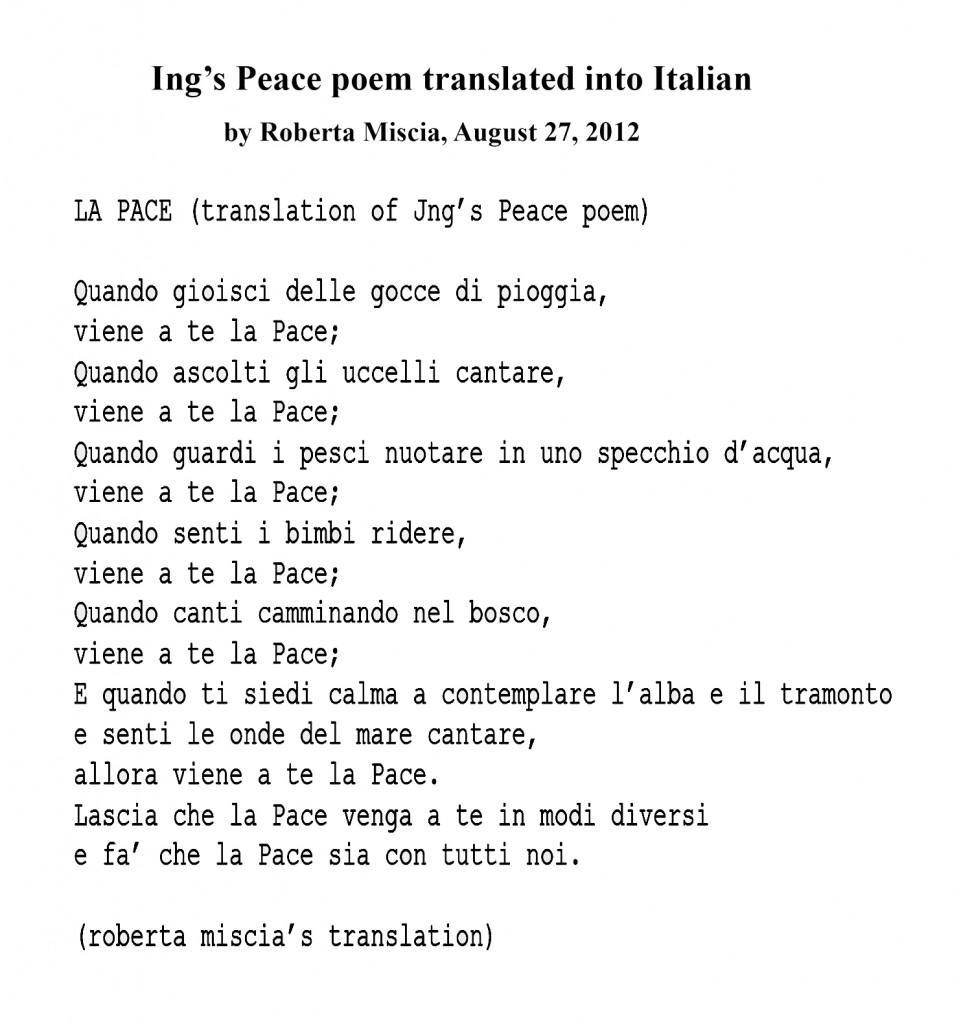 English In Italian: Quotes In Italian With Translation. QuotesGram