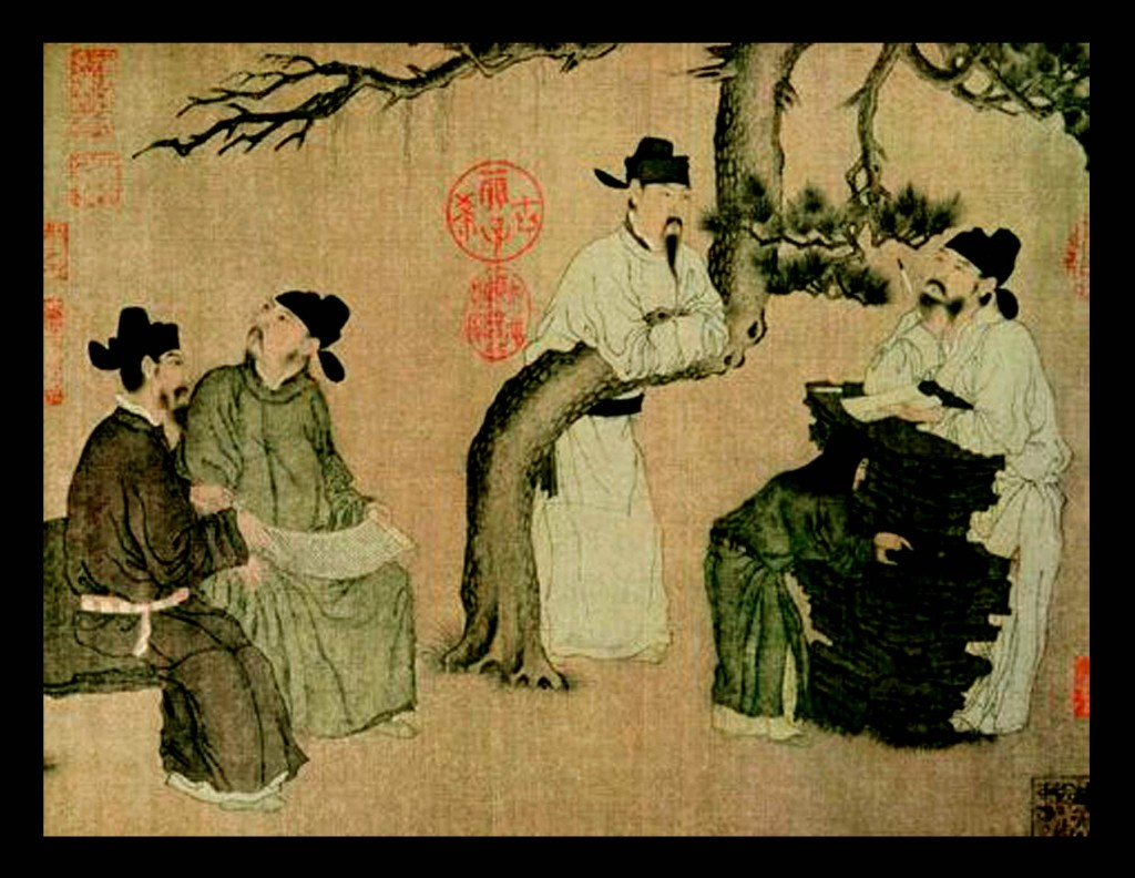 the art of the chinese tang dynasty Tang dynasty (7th-10th century) thriving of foreign styles the few centuries of tang dynasty existence (618-907) are supersaturated with brilliant imperial growth and cultural flourishing as well as military and natural disasters.