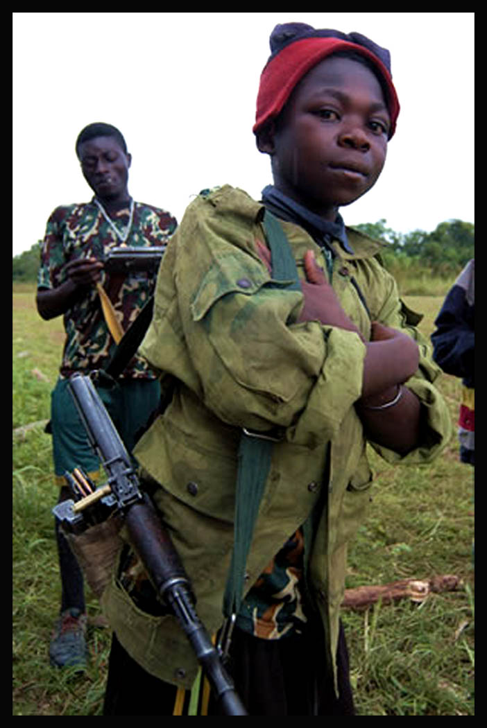children at war child soldiers essay