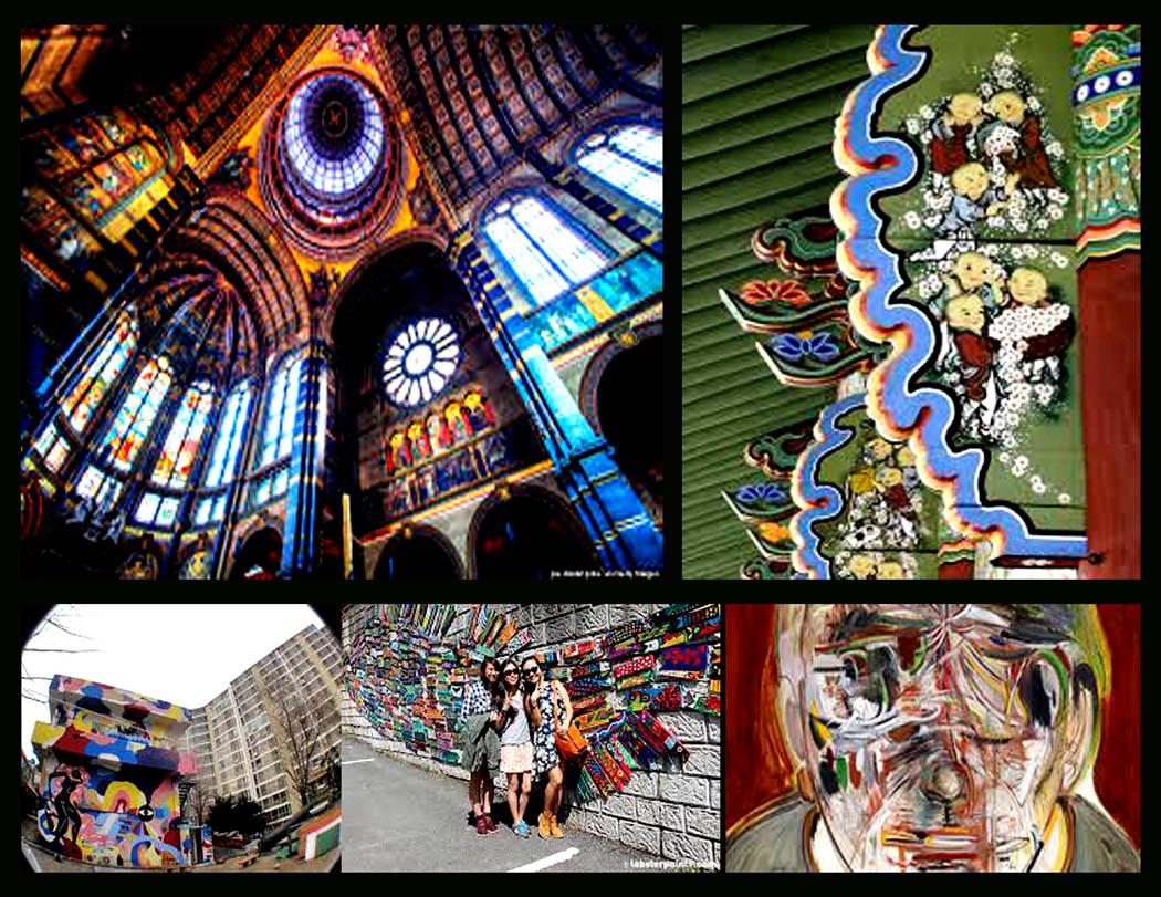 Korean arts and culture