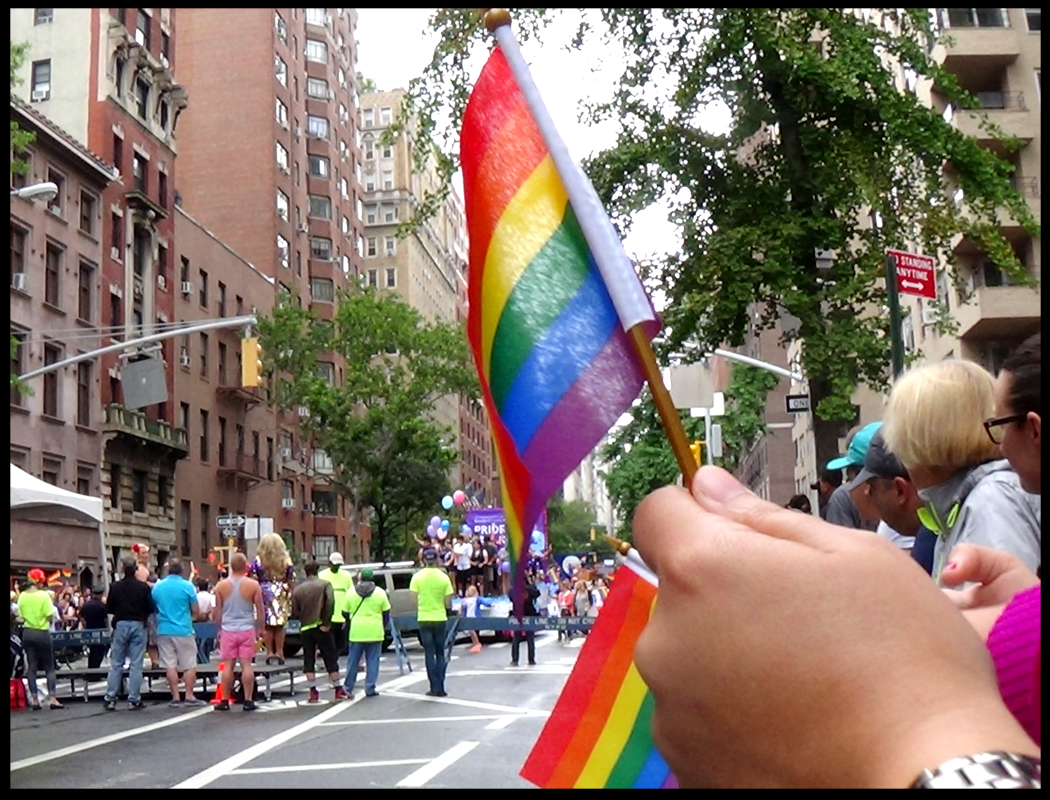from Raphael new york city gay pride