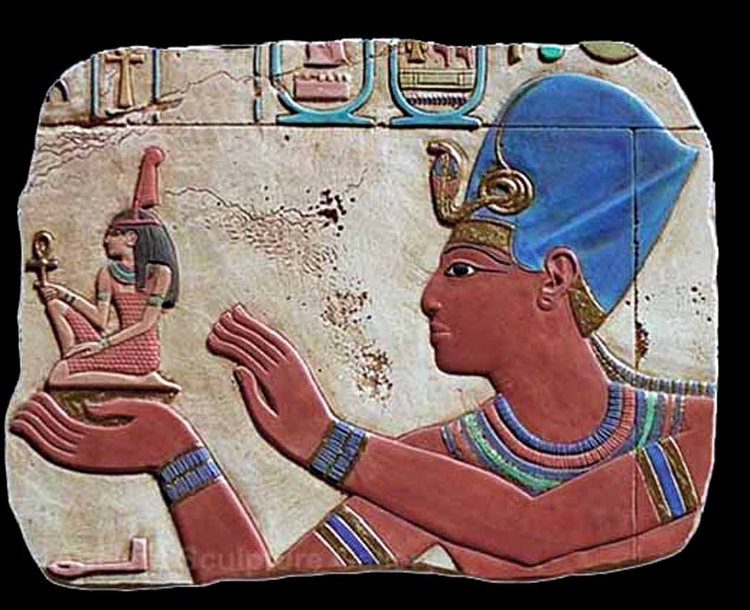 Egyptian Art Papyrus Paper Royal Tombs Temples Pharaohs ... |Egyptian Art Paintings