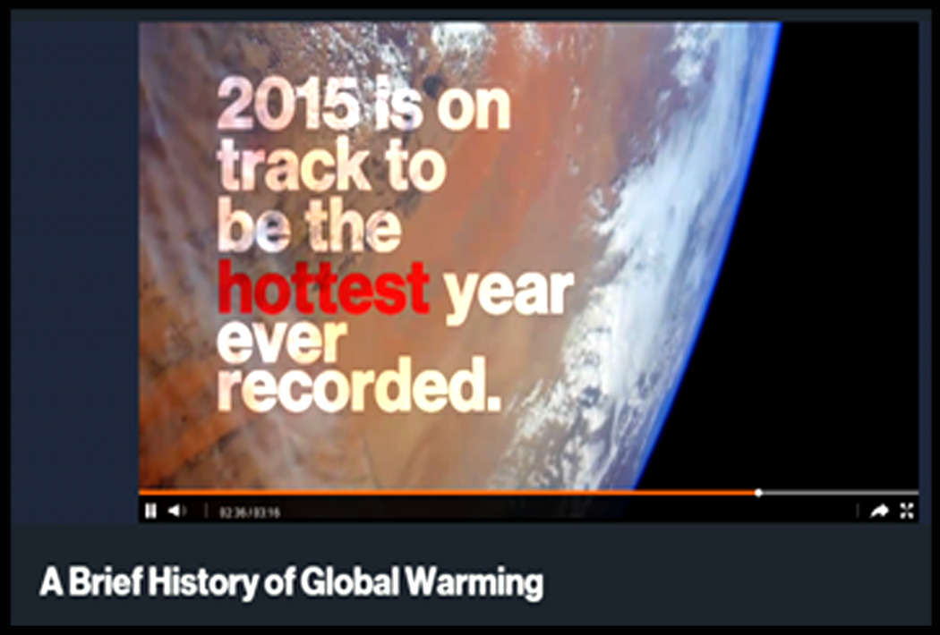 a history of global warming 2009-12-14 a timeline of global warming events study from nasa's jet propulsion laboratory determines greenland's glaciers melting twice as.