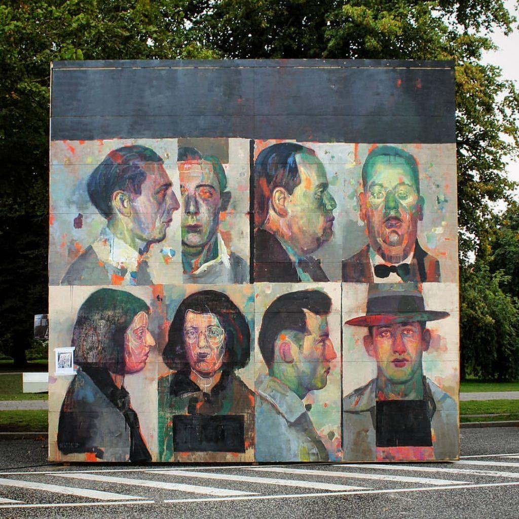 street art, graffiti and contemporary art in Russia