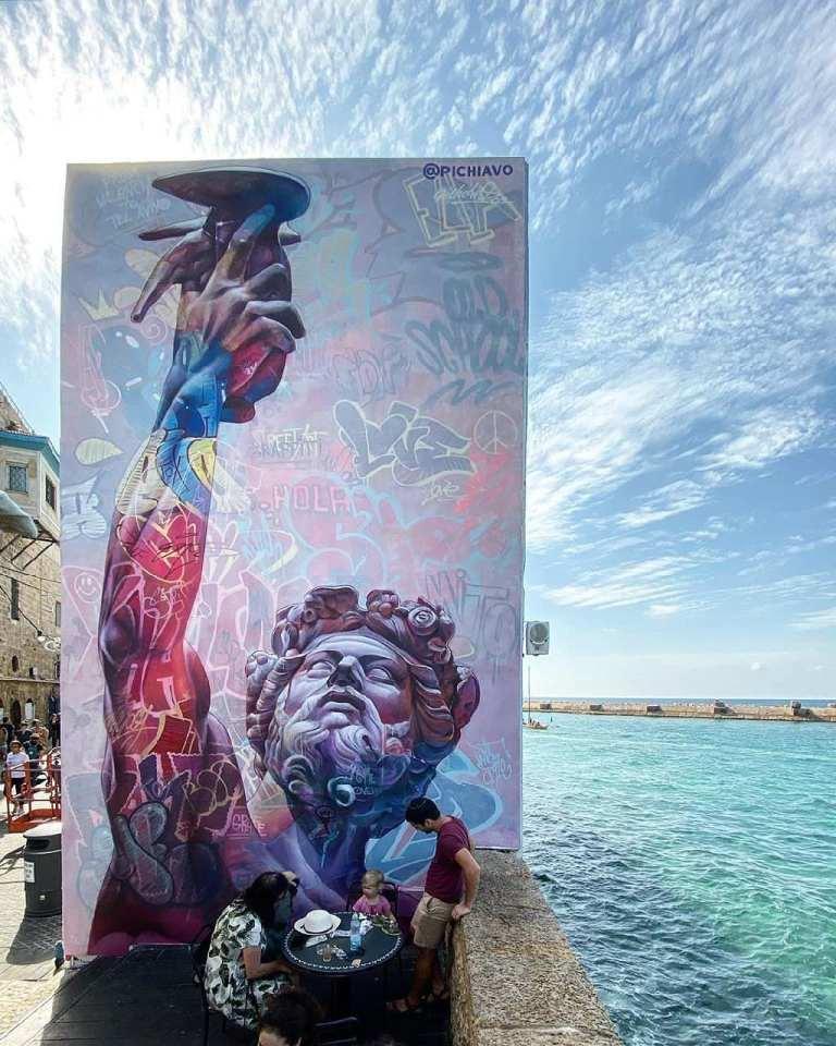 Pichi & Avo in Jaffa, Israel