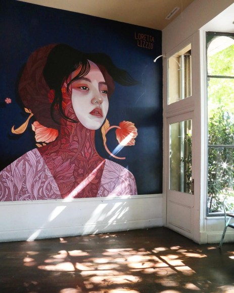 Loretta Lizzio in Adelaide,Australia