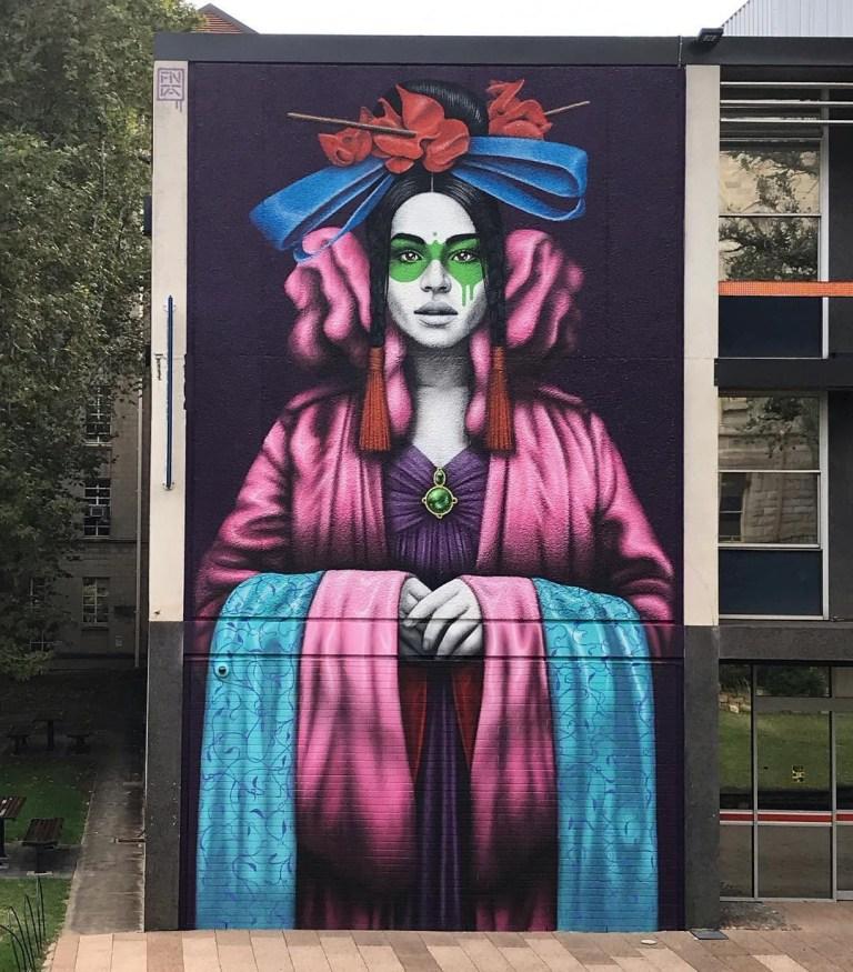 Fin DAC University of Adelaide,Adelaide,Australia