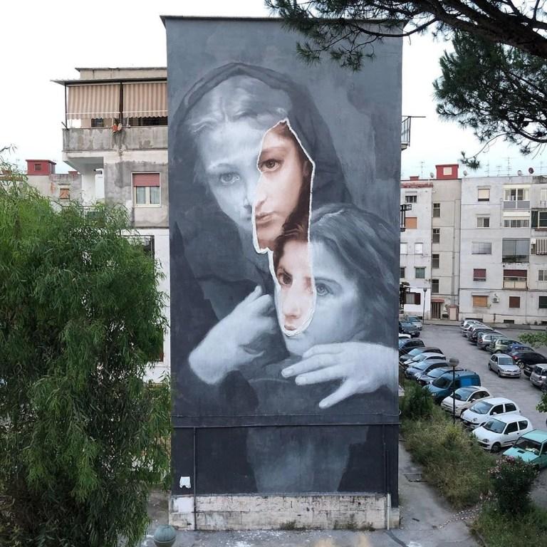 GÔMEZ in Naples,Italy
