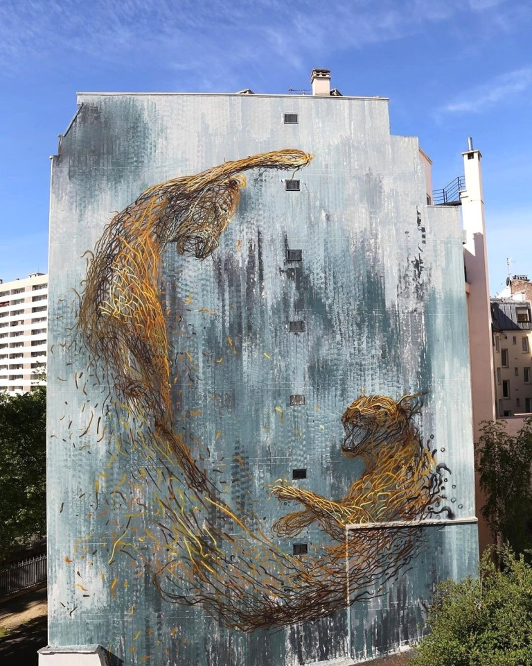 Daleast in Paris, France