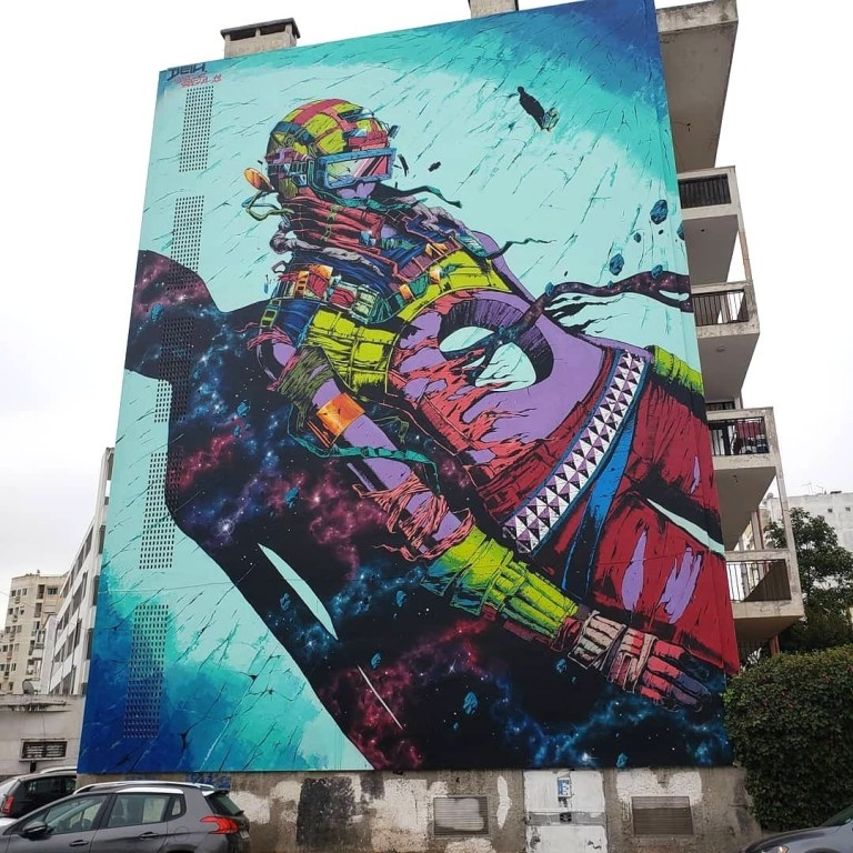 DEIH in Casablanca,Morocco