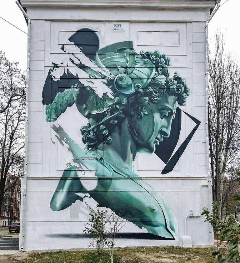 Piet Rodriguez in Kramatorsk, Ukraine