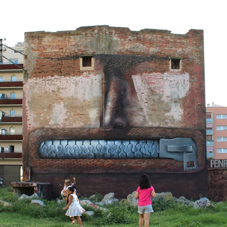 Penao in Barcelona, Spain